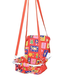 Mothertouch 2 In 1 Swing Red
