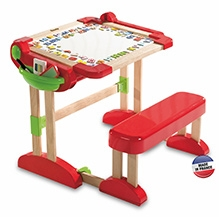 SMOBY ACTIVITY OFFICE SPACE DESK & SEAT