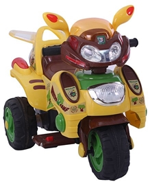 Fab N Funky - Battery Operated Toy Bike