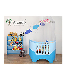 Arcedo Storage Rack - Blue