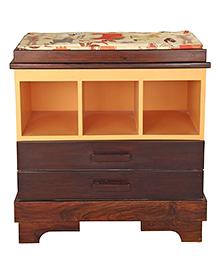 Arcedo Jumbo Dresser - Brown