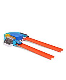 Hot Wheels Track Builder Set - Red & Blue