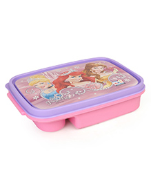 Disney Princess Lunch Box Fork - Pink Purple