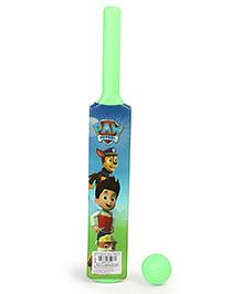 Paw Patrol My First Bat & Ball Set Mini - Light Green