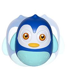Vibgyor Vibes Musical Roly Poly Penguin - Blue