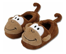 Stephen Joseph - Silly Slippers Monkey