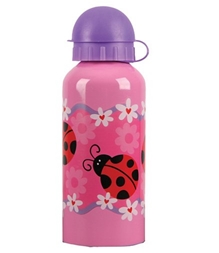 Stephen Joseph - Ladybug Print Water Bottle