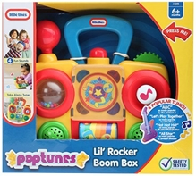 Little Tikes - Pop Tunes Boom Box