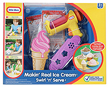 Little Tikes Makin Real Ice Cream Swirl N Serve