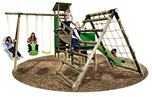 Little Tikes - Marlow Swing And Slide System