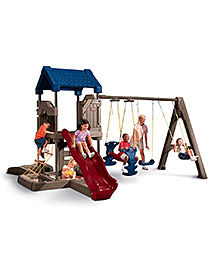 Little Tikes Play Center Playground Multicolor