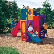 Little Tikes -  A Backyard Playground
