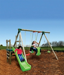 Little Tikes - Strasbourg Swing And Slide System