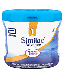 Similac - Advance Infant Formula Stage -1 400 g
