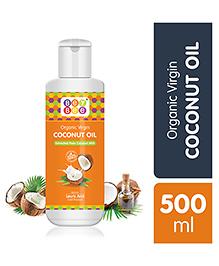 Bey Bee Extra Virgin Organic Coconut Oil - 500 Ml