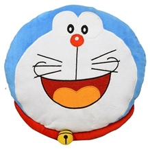 Doraemon  - 32 cm Soft Cushion Blue