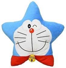 Doraemon  - 35 cm Soft Cushion Blue