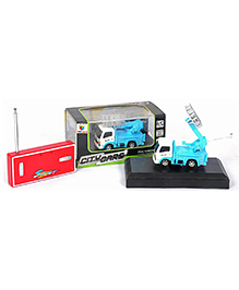 Toys Bhoomi RC Mini Fire Engine - Blue