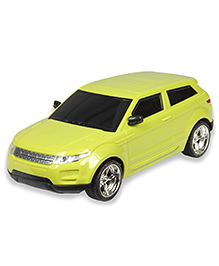 Toys Bhoomi Remote Control Range Rover Rechargeable 4CH Speed Car - Light Green