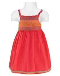 Nauti Nati - Singlet Smocked Dress