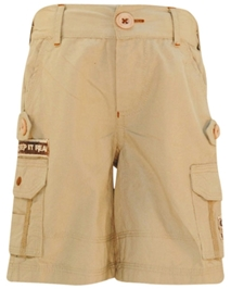 Nauti Nati - Khaki Quarter Shorts