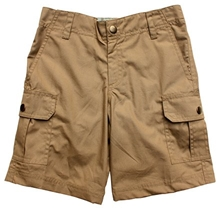 Campana - Six Pocket Khaki Cargo Shorts