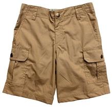 Campana - Six Pocket Khaki Cargo Shorts