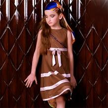 Herberto - Shiny Ribbon Dress