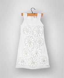 Herberto - Sleeveless Corsage Dress