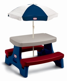 Little Tikes - Easy Store Jr.Table Umbrella