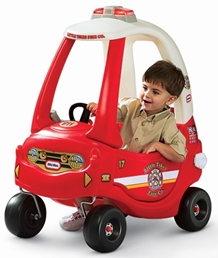 Little Tikes - Ride And Rescue Cozy Coupe
