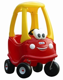 Little Tikes - Cozy Coupe Anniversary Edition
