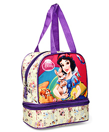 Disney Snow White Lunch Box Bag Multi Color - Height 10 Inches