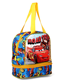 Disney Pixar Cars Lunch Box Bag Road Trip Multicolor - Height 10 Inches