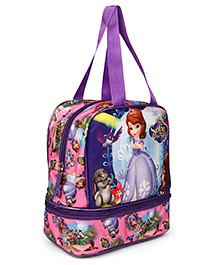 Sofia The First Lunch Box Bag Multicolor - Height 10 Inches
