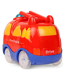 Mitashi Skykidz Clap And Zoom Vehicle - Red