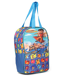 Chhota Bheem Lunch Box Bag Blue - Height 13 Inches - 2322537
