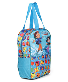 Chhota Bheem Lunch Box Bag Blue - Height 13 Inches - 2322557