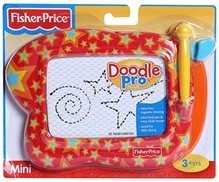 Fisher Price - Mini Doodler Pro Star printed