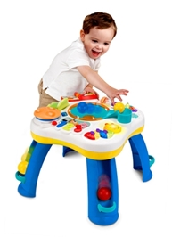 Bright Starts - Lets Get Rolling Activity Table