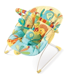 Bright Starts - Sunny Side Safari Bouncer