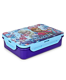 Disney Frozen Insulated Lunch Box With Stainless Steel Inside - Blue - 2328971