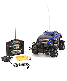 Dr. Toy Remote Control Off Road Vehicle - Blue & Black
