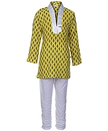 Kilkari - Traditional Kurta And Pajama Set