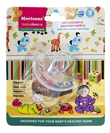 Morisons Baby Dreams - Soother Nipple