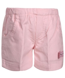 Toffy House - Casual Elasticated Waist Shorts