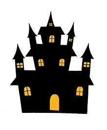 Party Propz Halloween Cutout - Black & Yellow