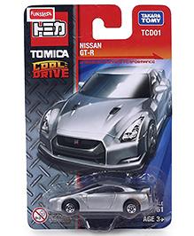 Takara Tomy Funskool Nissan GT-R Toy Car - Silver