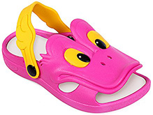 Cute Walk - Clog With Eyes