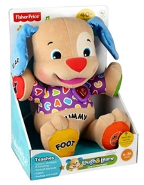 Fisher Price Laugh And Learn Love To PLay Puppy Multi Colour